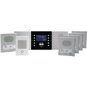 M&S SYSTEMS 4-Wire Music-Communication Retrofit System Package DMC4PACK