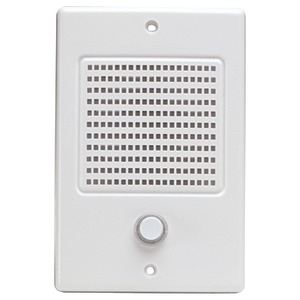 M&S SYSTEMS Door Speaker with Bell Button DS3B