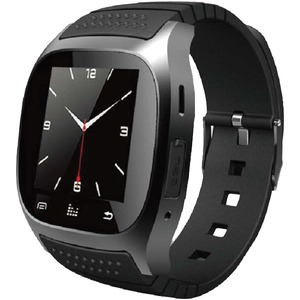 SUPERSONIC(R) Bluetooth(R) Smart Watch SC-68SW