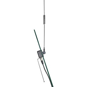 TRAM(R) 144MHz/440MHz Dual-Band Pre-Tuned Amateur Glass-Mount Antenna 1191