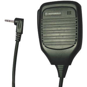 MOTOROLA Remote Speaker Microphone for Talkabout(R) 2-Way Radios FRS53724B