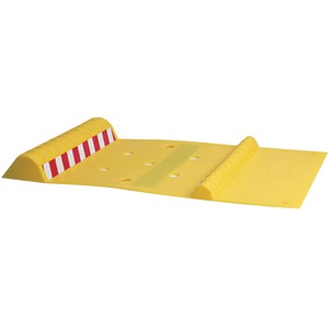 MAXSA INNOVATIONS Park Right(R) Parking Mat (Yellow) 37356