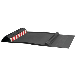 MAXSA INNOVATIONS Park Right(R) Parking Mat (Black) 37358