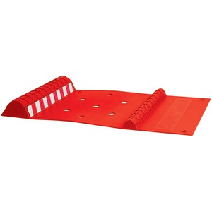 MAXSA INNOVATIONS Park Right(R) Parking Mat (Red) 37359