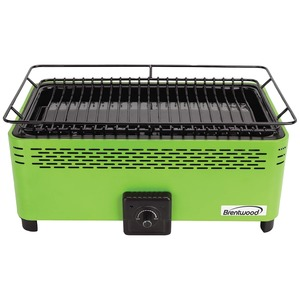 Portable Smokeless BBQ