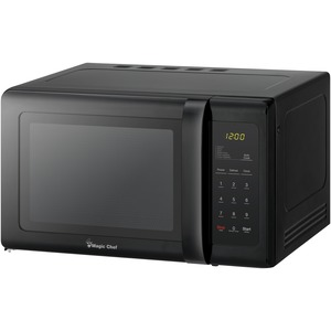 MAGIC CHEF(R) 0.9 Cubic-ft Countertop Microwave (Black) MCD993B