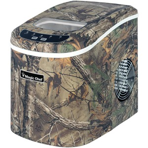 REALTREE(R) 27lb-Capacity Portable Ice Maker MCIM22RT