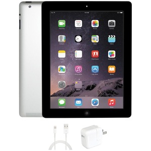 APPLE Refurbished Apple(R) iPad(R) 4 with 9.7 inch. Screen IPAD4B32