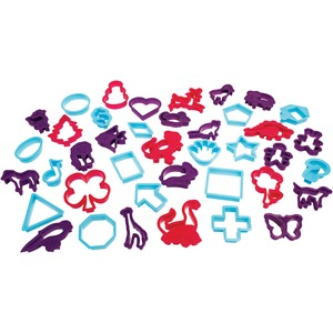 STARFRIT(R) The Cookie Cutters (Various Shapes) 080846-006-0000