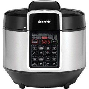 STARFRIT(R) Electric Pressure Cooker 024600-002-0000
