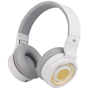 AT&T(R) PBH20 Stereo Over-Ear Headphones with Bluetooth(R) (White) PBH20-WHT