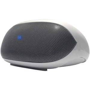 AT&T(R) Portable Wireless Speaker & Speakerphone BTS01-WH