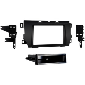 Mounting Kit for Toyota(R) Avalon 2011-2012, Without Factory Navigation