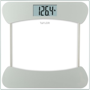 TAYLOR(R) PRECISION PRODUCTS 400lb-Capacity Digital Scale 75494192S