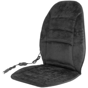 WAGAN TECH(R) 12-Volt Deluxe Velour Heated Seat Cushion(TM) 9448