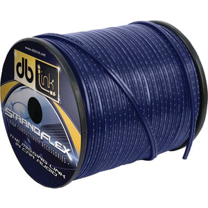 DB LINK Strandflex(TM) Blue Speaker Wire (12 gauge 250ft) SFSW12BL250Z