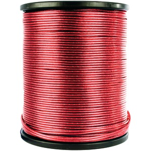 DB LINK Elite Superflex Soft-Touch Power Wire (8 gauge Red 250ft) STPW8R250Z