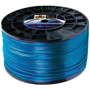 DB LINK Blue Speaker Wire (10 gauge 100ft) SW10G100Z