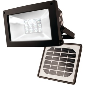 MAXSA INNOVATIONS Solar-Powered Floodlight 40330