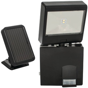 MAXSA INNOVATIONS Solar Security Light 44311