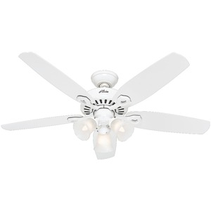 HUNTER FAN 52 Inch. Architect Series Plus (White) 53236