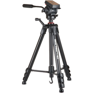 SUNPAK Video Pro-M4 Tripod with Fluid Head 620-840