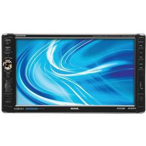 SOUNDSTORM 7 Inch. Double-DIN In-Dash Multimedia Player with Detachable Touchscreen Monitor (Bluetooth(R)-Enabled) DD889B