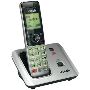 DECT 6.0 Expandable Speakerphone with Caller ID (Single-Handset)