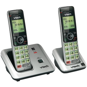 DECT 6.0 Expandable Speakerphone with Caller ID (2-Handset System)