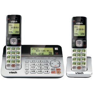 DECT 6.0 Duplex Handset-Base Speakerphone
