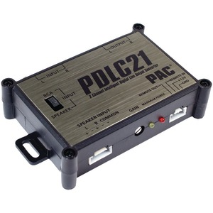 PAC 2-Channel Intelligent Digital Line-Out Converter PDLC21