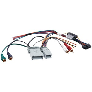 PAC All-in-One Radio Replacement & Steering Wheel Control Interface (for Select GM(R) Vehicles) RP4-GM11