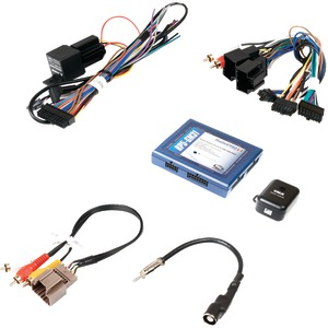 PAC All-in-One Radio Replacement & Steering Wheel Control Interface (for Select GM(R) Vehicles with OnStar(R)) RP5-GM31