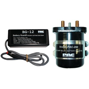 PAC Battery Isolator SPR200