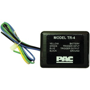 PAC Low-Voltage Remote Turn-On Trigger TR-4