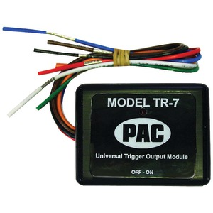 PAC Universal Trigger Output Module TR-7