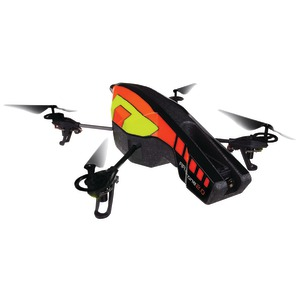 Parrot AR.Drone 2.0 (Orange & Yellow)