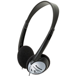 PANASONIC HT21 Lightweight Headphones with XBS(R) RP-HT21