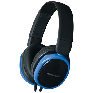 HX250M Street Band Monitor Headphones with Remote & Microphone (Blue)