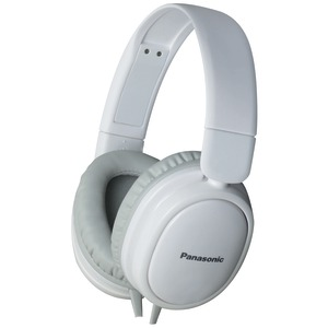 HX250M Street Band Monitor Headphones with Remote & Microphone (White)