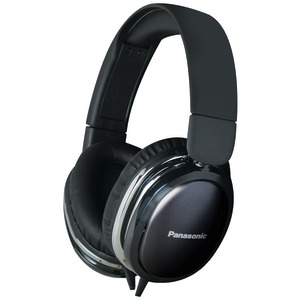 HX450C Street Band Monitor Headphones with Remote & Microphone (Black)
