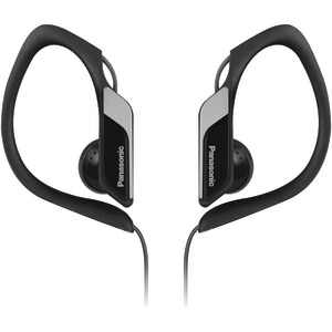 Sport Clip HS34 Headphones with Microphone (Black)