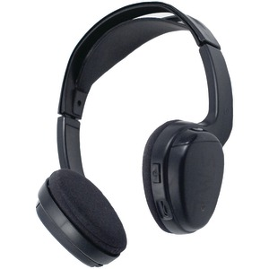 POWER ACOUSTIK Wireless IR Headphones WLHP-100