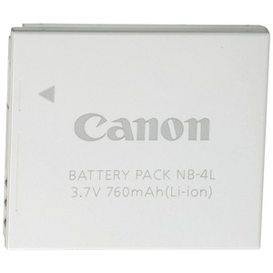 CANON Canon(R) NB-4L Replacement Battery 9763A001AA