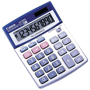 CANON LS100TS 10-Digit Calculator 5936A028