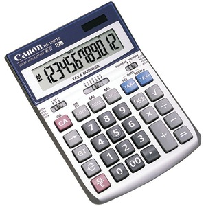 CANON HS1200TS 12-Digit Calculator 7438A023