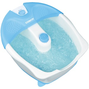 CONAIR Foot Bath with Heat Bubbles & Attachment FB5X