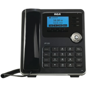 Business Class VoIP 3-Line Phone System & Service