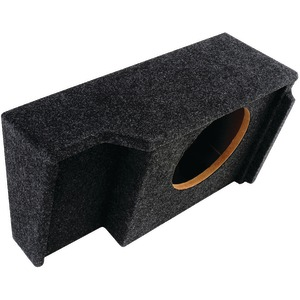 ATREND BBox Series Subwoofer Boxes for GM(R) Vehicles (10 Inch. Single Downfire) A151-10CP