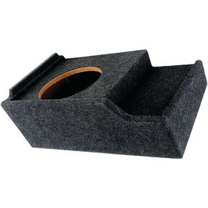 ATREND BBox Series Subwoofer Boxes for GM(R) Vehicles (12 Inch. Single Downfire) A151-12CP